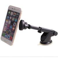 сосать мобильный оптовых-Toney магнитный регулируемый длинный рычаг поворотный автомобильный держатель мобильного телефона для iPhone стол мобильный телефон сосание стенд держатель для Huawei
