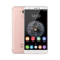 Wholesale Micro Mobilephone - Original Oukitel U15 PRO cellphone 5.5inch HD Android 6.0 3G RAM 32G ROM Smartphone MTK6753 Octa Core OTG 16.0MP Fingerprint 4G Mobilephone