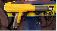 Wholesale Powder Coating Guns - spraying gun and two sets of consumables for powder coat paint system fast shipping