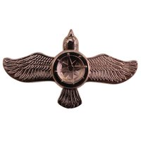 2017 Fidget Spielzeug Gold <b>Eagle Shaped</b> Hand Spinner Metal Finger Stress Spinner für ADHS ADD Kid Adult Geschenk