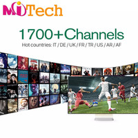 Wholesale 12 Months Live - 1700+ live Streaming IPTV Account Apk 3 6 12 Months Europe Arabic Sky IT TR UK DE Poland US Support Android Enigma2 m3u Mag 250 254
