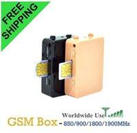 Wholesale Earpiece Hidden Fbi - 4.5W GSM Card Box with hidden fbi earpiece a680 Full Set