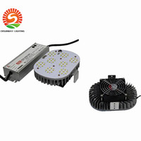 DLC UL Retrofit Kit Led Light E40 E39 E27 E26 60W 100W 120W 150W LED Street Lights CREE Chip MeanWell driver AC 110-277V