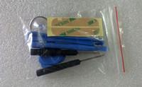Wholesale Special Screwdriver Tool - 100set(800pcs) 8 in 1 Repair Pry Kit Opening Tools Special Repair Kit Set screwdriver For Apple iPhone 4 4S 5 5s 6 moblie phone