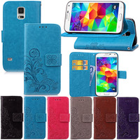 Cheap For Samsung iphone5 flip leather case Best Leather Purple iphone6 flip leather case
