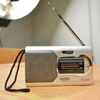 Wholesale pocket world - Mini AM FM Telescopic Antenna Radio World Receiver Home Keeping Slim Pocket Gift