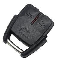 ingrosso opel in bianco chiave dell'automobile-Hot Sell Opel chiave a distanza Blank parte 3 Button Key Case Sostituire Shell chiave auto senza lama