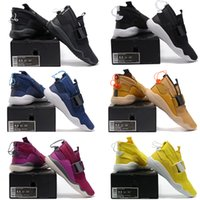 Wholesale Acg Black - Lab ACG 07 KMTR Running Shoes Yellow Grey All Black Top Quality Men Women Fashion Casual Shoes Sneakers Drop Shipping Wholesale