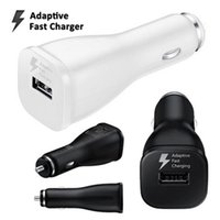Wholesale S3 Dock Car - Car Charger For Samsung Galaxy S6 edge note 5 S4 S3 i9300 S2 i9100 micro USB Cable Vehicle Charger Adapter with retail packing free ship