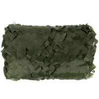 Wholesale Military Camo Netting For Hunting - 5 Colors Military Camouflage Net 5x3M Outdoor Camo Net for Hunting Covering Camping Woodlands Leaves Hide Sun Shelter Car-cover