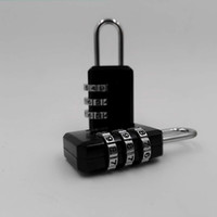 Wholesale password lock X20 X30 X40Water pump storage box lock small lock luggage lock mini lock Bags accessories