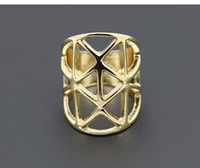 Wholesale United Environmental - New Hot - selling jewelry green environmental protection 18 K gold creative wisp the United States and Europe ring wholesale