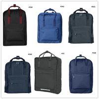 Wholesale Hot School Boys Girls - Cute Fashion Men Women Canvas Travel Satchel Shoulder Bag Backpack School Rucksack Hot Selling drop shipping