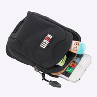 Wholesale Hand Wrist Wallet - Wholesale- Running Bag Arm Wrist Hand Sport Band Mobile Phone Case For Huawei Nexus 6p Mate 8 P8 Lite Accessories Waterproof Wallet Pouch