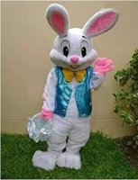 Wholesale Doll Clock - Alarm clock suit rabbit cartoon dolls mascot costumes props costumes free shipping