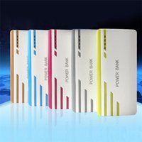 Wholesale Romoss Battery Charger - New Style Romoss 20000mAh Power Bank 3USB External Battery With LED Portable Power Banks Charger For iPhone 6s 7 7plus Samsung