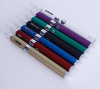 Wholesale gifts free delivery - 900 mA EVOD atomized electronic cigarette business gifts steam smoke single branch plastic metal electronic cigarette,Random delivery of col