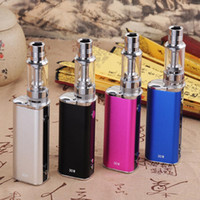 iStick 30w kit ecig batteries 2200mah tension réglable e cigs 30w avec 4ml réservoir vs GS air M atomiseur Ecig kits DHL gratuit