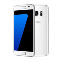4gb ram 32gb rom 4g großhandel-Original Samsung Galaxy S7 G930A / T 5,1 '' 4 GB RAM 32 GB ROM Smartphone Quad Core 12MP 4G LTE Überholtes Mobiltelefon