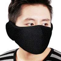 Wholesale red mouth mask for sale - Group buy Winter more new ideas mouth cover Ms fashion dustproof warm male mask ear cover seal