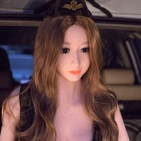 Wholesale Sex Doll Height - Lifelike Cute Real Height 168cm 145cm 158cm Sex Doll Realistic TPE With Metal Skeleton For Man Artifical Oral Sex Robot Dolls