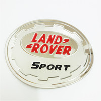 Wholesale Hot Sale Land Rover Evoque Stainless Steel Fuel Tank Cap Fuel Tank Cover Decorative Trim Auto Badge D Sticker AT3671