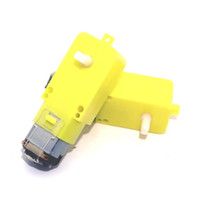 Wholesale Tt Gear Motor - TT Motor Smart Car Robot Gear Motor For Arduino Wholesale