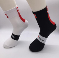 Wholesale Professional Mountain Bikes - High quality Professional brand sport socks Breathable Road Bicycle Socks Mountain Bike Socks Racing Cycling Socks