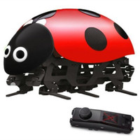 Robot Ladybug 2.4GHz telecomando Bionic Choice Toy Toy: DIY / Ready-To-Go