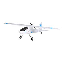 Wholesale Rc Electric Airplane Motor Esc - Wholesale- Original VolantexRC Ranger 757-4 1380mm Wingspan Drone EPO Fixed-wing Aircraft PNP Version RC Airplane (with ESC, Motor, Servo)