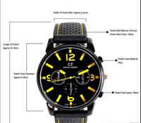 ingrosso gt f1 orologi-Fashion GT F1 Racing auto orologio in silicone unisex uomo donna quarzo amry sport gelatina militare all'aperto orologi da polso in silicone per gli uomini