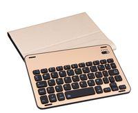 Wholesale Silicon Keyboard Apple - for iPad mini 1 2 3 inch Case with keyboard Ultra Slim Smart Case 3 Folding Stand Auto Sleep Wake Back Cover For Apple iPAD mini