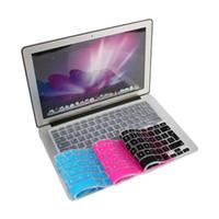 "Wholesale Macbook Pro Cover Tpu - Ultrathin Clear TPU Keyboard Cover Skin for Apple Macbook Pro  Retina 13"" 15"" 17"" UK"