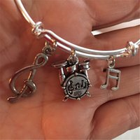 Wholesale Fire Bangles - 12pcs CampingTraveler with fire and Find joy in the journey charm bangle bracelet