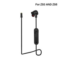 Wholesale Earphone Bluetooth Cable - OKCSC Wireless Bluetooth Module 4.2 Wire Upgrade Cable for KZ ZST ZS5 ZS3 ED12 in Ear Earphone Headphone