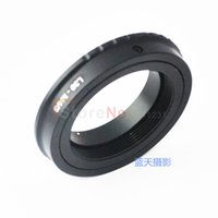 Wholesale Micro Lens Adapters - Wholesale- L39 Lens to Micro 4 3 m43 Adapter ring L39-m4 3 for E-P1 E-PL1 E-P2 E-PL2 E-P3 E-PL3 E-PL5 E-PM1 E-PM2 OM-D E-M5 GF3 G3 GH3