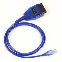 Wholesale Car Diagnostics Auto Scanner - VAG 409.1 OBD2 USB Auto Car Diagnostics Scanner Software Scan Tool for VW Audi CEC_A0A