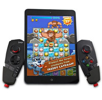 Wholesale Controller Tablet Pc - Red Spider Wireless Bluetooth Gamepad Telescopic Game Controller Gaming Joystick For Android IOS Phone Tablet PC