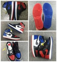 Wholesale Hight Top Trainers - 2017 Retro 1 TOP 3 OG Basketball Shoes For Men,Retros 1s Mens Shattered Backboard Away Mandarin Duck Sports Trainers Sneakers Shoe 7-13