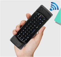 FM5s Mini Wireless Keyboard Sechs Axis Gyroskop 2.4GHz Air Mouse Tastatur Fernbedienung IR Lernen für Android TV Box Tablet PC MXQ PRO M8S