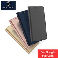 Wholesale Pixel Fashion - Luxury Leather Filp Case For Google Pixel 2 Pixel XL 2 Case Fashion Flip Book Cover Coque