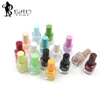 "Wholesale Sweet Colors Nails - Wholesale-Beautome 20161 Pcs 18"" Quick Dry Nail Polish Sweet Fragrance Lacquer Varnish 42 colors For Nail Art Decorations"
