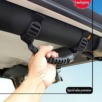 Wholesale Grip Safety Bar - Car Grab Handles Grip Handle For Jeep SUV Roll Bar for Off Road Enthusiasts