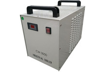 Wholesale Water Cooled Chiller - CW-3000 water Chiller for CO2 laser engrave machine  cw-3000 water pump . water cooling for Carbon Dioxide laser tube