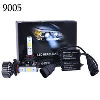 Wholesale Popular Led Car - 80W 7200LM 9005 HB3 CREE LED Lamp Headlight Kit Car Beam Bulbs 12V Upgrade 6000k 2016 New Hot sell Nice HIGH Quality Popular