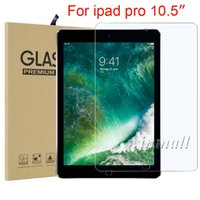 Wholesale 0 MM D Tempered Glass For iPad Pro inch Tablet H Explosion Screen Protector With Hard Retail Package