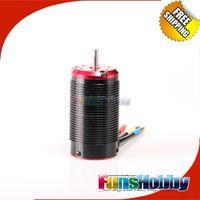 Wholesale Brushless Truggy - 1 8 Truggy 6 Pole Sensorless Brushless Motor 1650KV Brand New Without Package