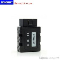 Wholesale Nissan Engine Replacement - 2016 Renault-COM OBD Bluetooth Diagnostic and Programming Tool for Renault Replacement of Renault Can Clip