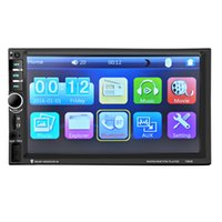 """Wholesale Multimedia Audio Video Player - 7"""" Touch Screen DVD Audio Video Player Bluetooth Multimedia Car MP5 Player Support USB AUX TF 7060B English Russian"""