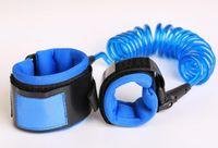 Wholesale baby safety bracelets - Toddler Baby Kids Safety Harness Child Leash Anti Lost Wrist Link Traction Rope Anti Lost Bracelet Baby Safety